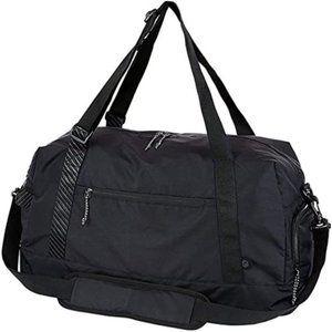 🎁 ASICS Boston 50 Duffel Bag Black 50L